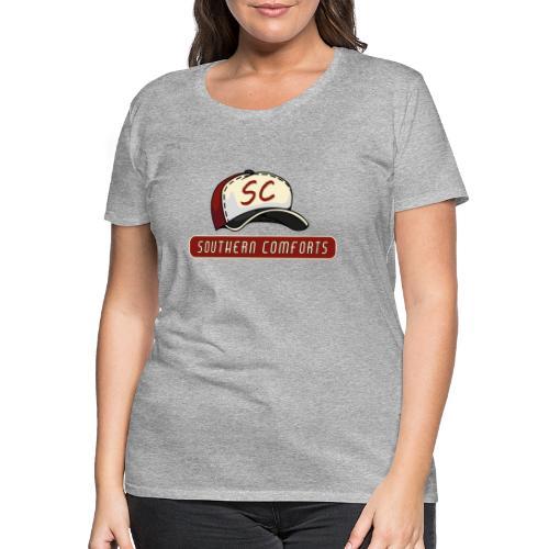 SC Logo - Dame premium T-shirt