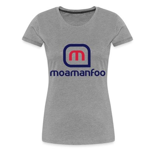 Moamanfoo - T-shirt Premium Femme
