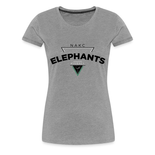 Triangle - T-shirt Premium Femme