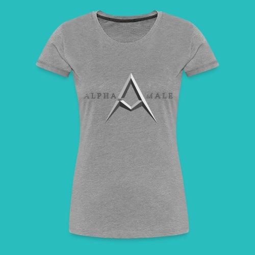 AlphaMale Original - Women's Premium T-Shirt