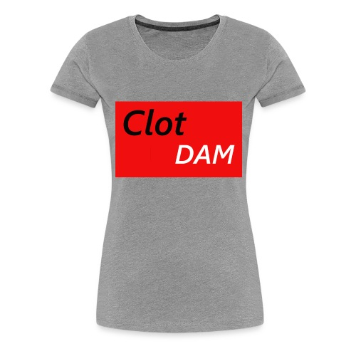 LOGO - Camiseta premium mujer