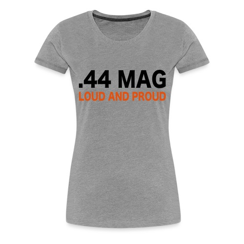 44 magnum - Maglietta Premium da donna