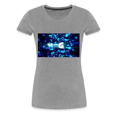 Nico Gaming Kleidung - Frauen Premium T-Shirt