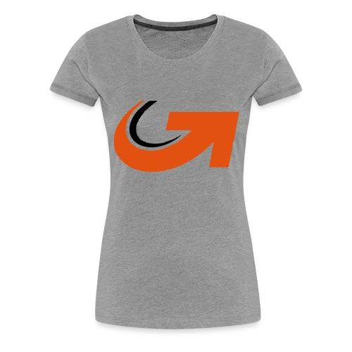mashsoft_logo_2018 - Frauen Premium T-Shirt