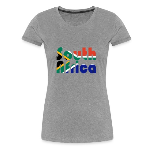 South Africa - Frauen Premium T-Shirt