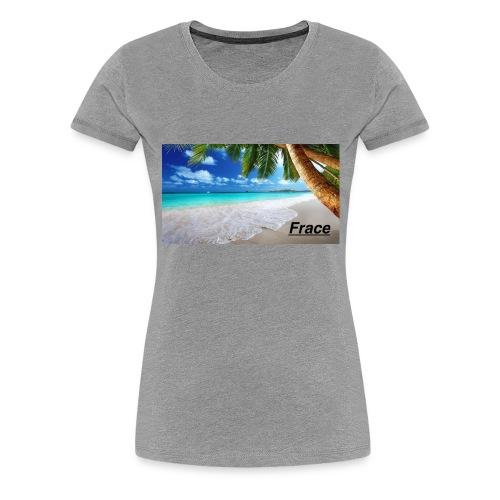 fracecoskun merch - Frauen Premium T-Shirt