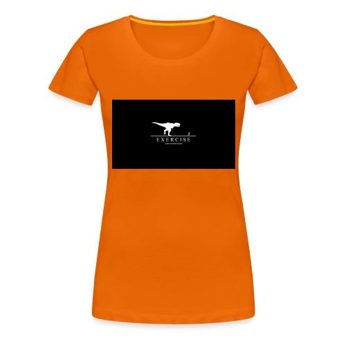 dino - Vrouwen Premium T-shirt