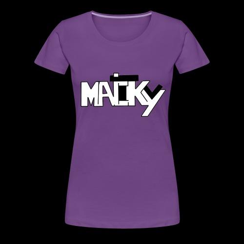 MaickyTv - Frauen Premium T-Shirt