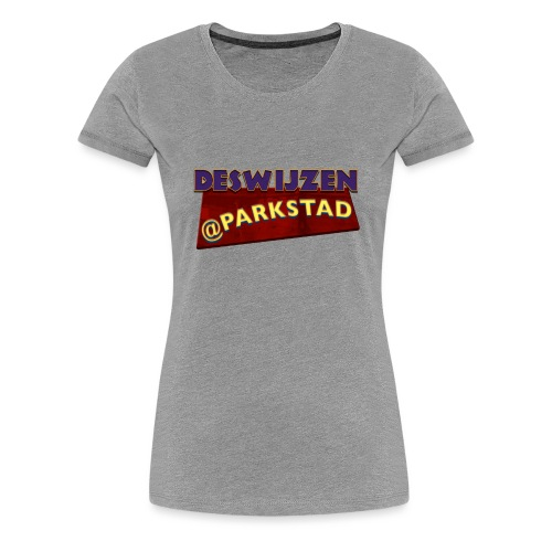 Deswijzen@Parkstad - Vrouwen Premium T-shirt