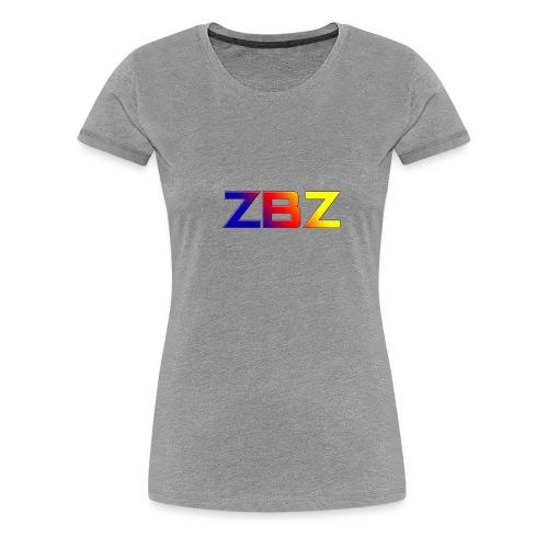 NEW DESIGN ZBZ - T-shirt Premium Femme