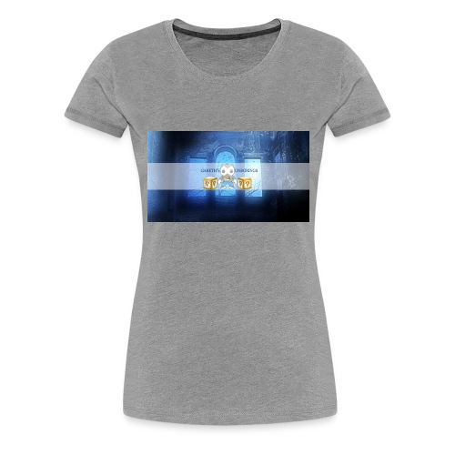 gareth's unboxing - Women's Premium T-Shirt