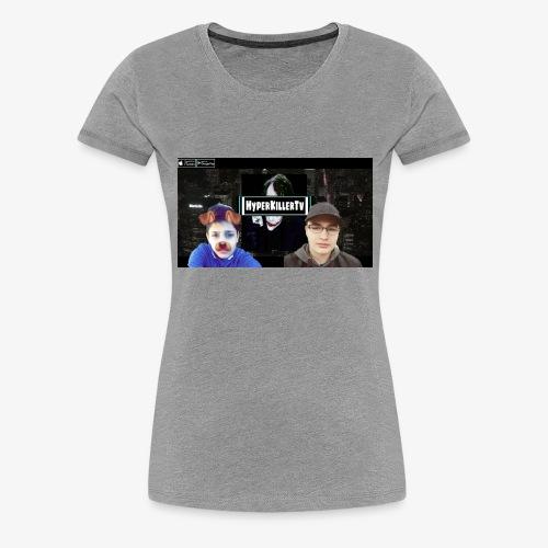 PicsArt 04 29 10 08 20 - Frauen Premium T-Shirt