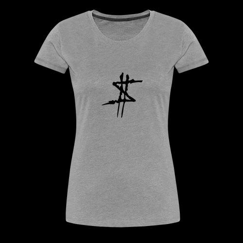 DOLLAR SIGN LOGO - Premium-T-shirt dam
