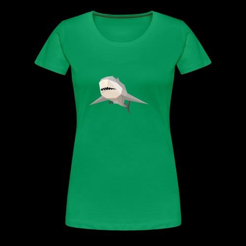 SHARK COLLECTION - Maglietta Premium da donna