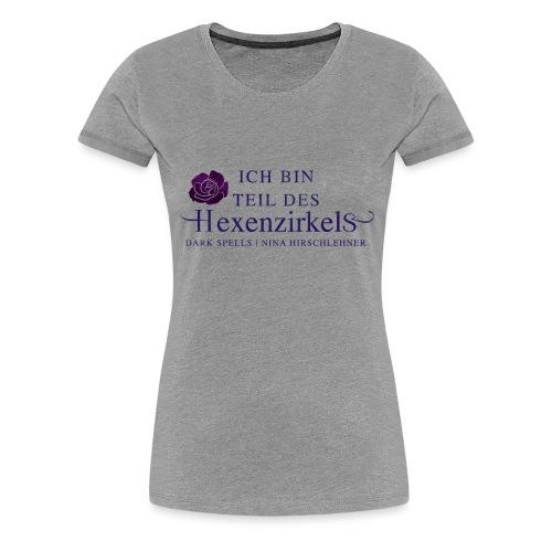 Der Hexenzirkel - Frauen Premium T-Shirt