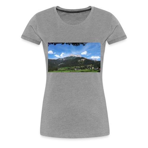 IMG 20180909 WA0005 - Frauen Premium T-Shirt
