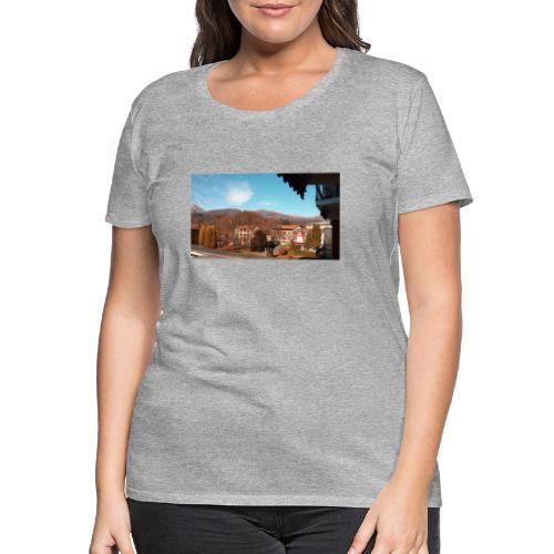 Paese - Maglietta Premium da donna
