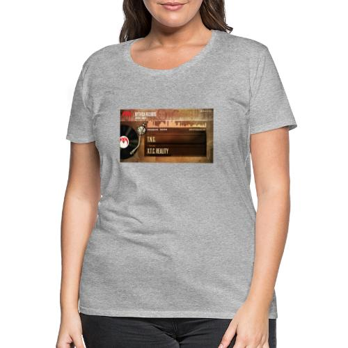 T.N.G. - X.T.C. Reality - Vrouwen Premium T-shirt