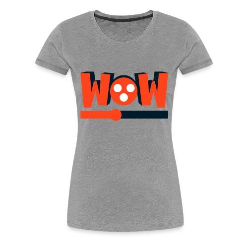wowmovies - Camiseta premium mujer
