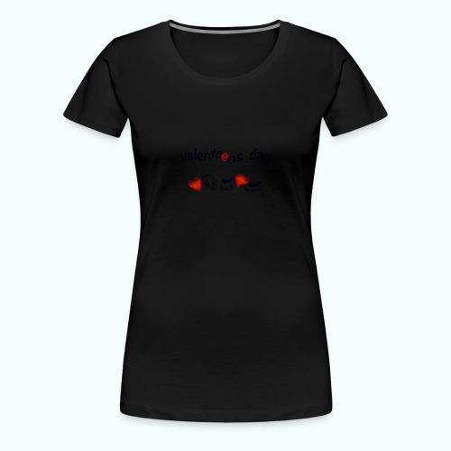 valenteens day - Frauen Premium T-Shirt
