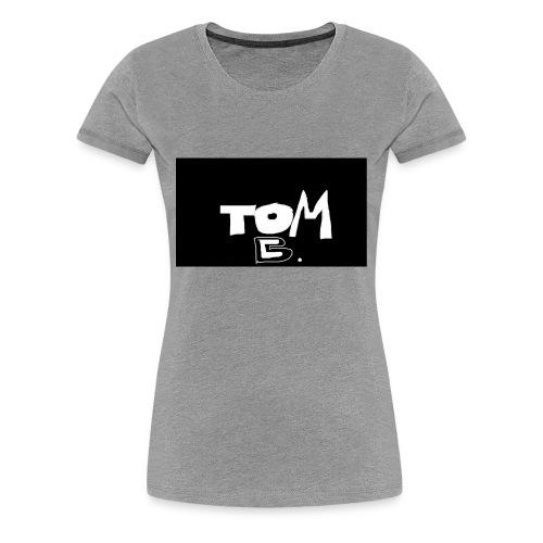 tombascha yt - Frauen Premium T-Shirt