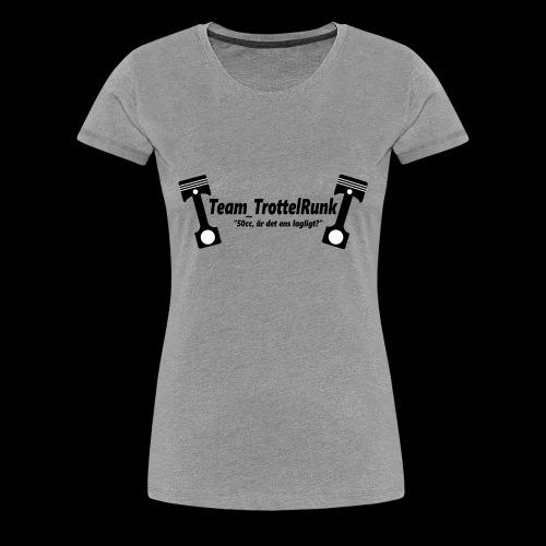 StorLogoTTR - Premium-T-shirt dam