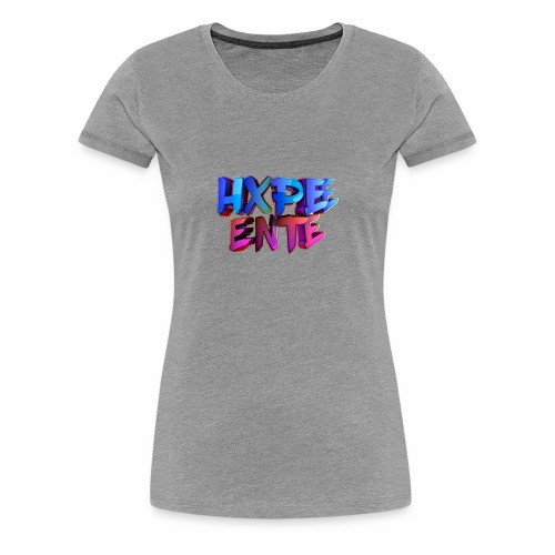 HXPEE-Shirts - Frauen Premium T-Shirt