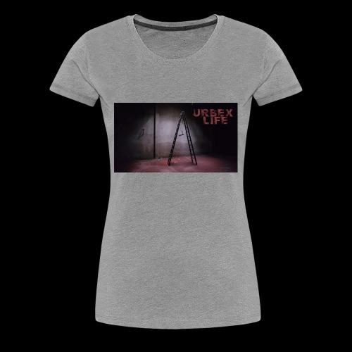 UrbexLife - Frauen Premium T-Shirt