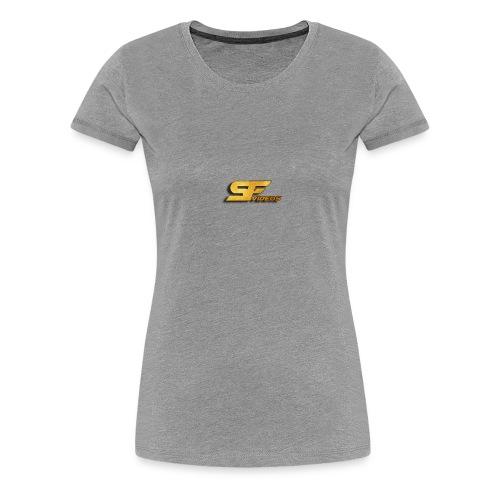 Special Forces Videos - Women's Premium T-Shirt