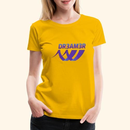 DR3AM3R - Naisten premium t-paita