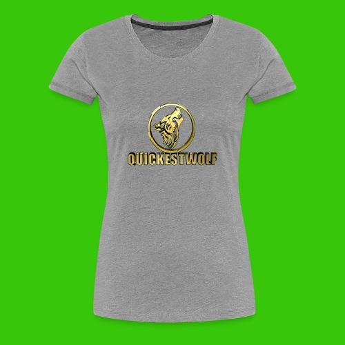 Logo png png - Vrouwen Premium T-shirt