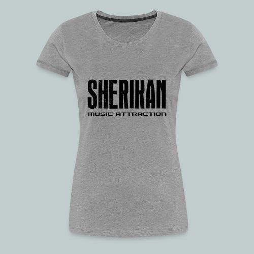 Sherikan - Premium-T-shirt dam