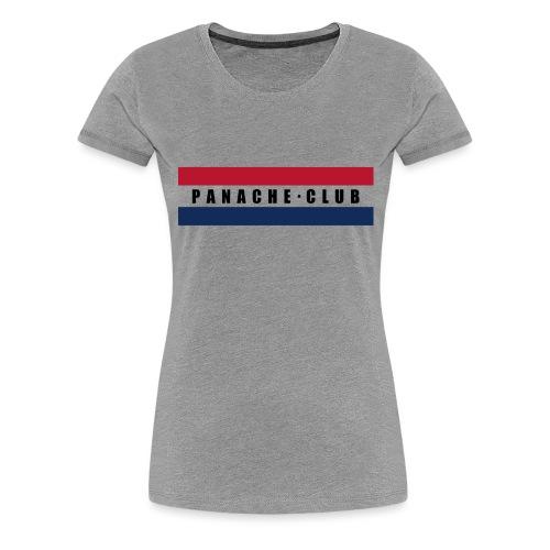 PanacheClub - T-shirt Premium Femme