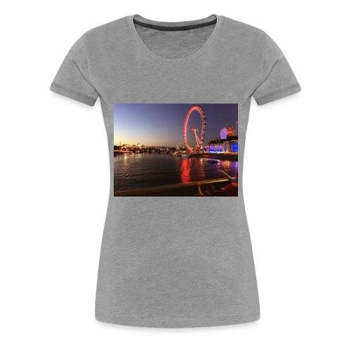 London Eye - Women's Premium T-Shirt