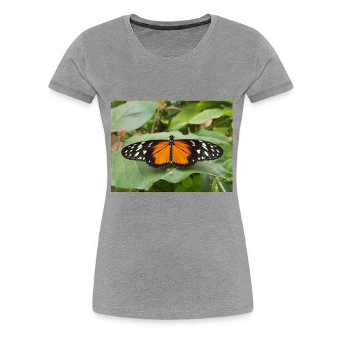 Joli papillon - T-shirt Premium Femme