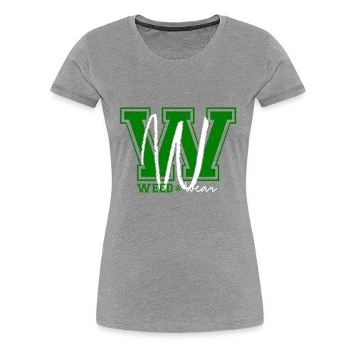 Weedwear - T-shirt Premium Femme