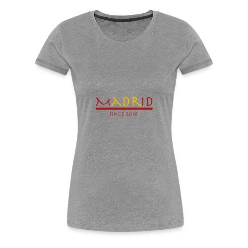 Madrid - Camiseta premium mujer