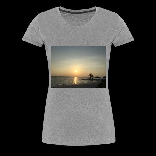 Sunset clothes - Women's Premium T-Shirt