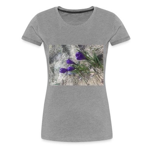 8C76D665 0CE4 4F3F 9894 AAFCB77B39B9 - Premium T-skjorte for kvinner