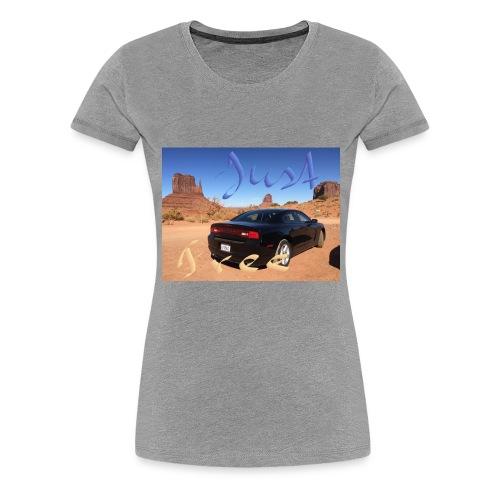 Nur Frei - Frauen Premium T-Shirt