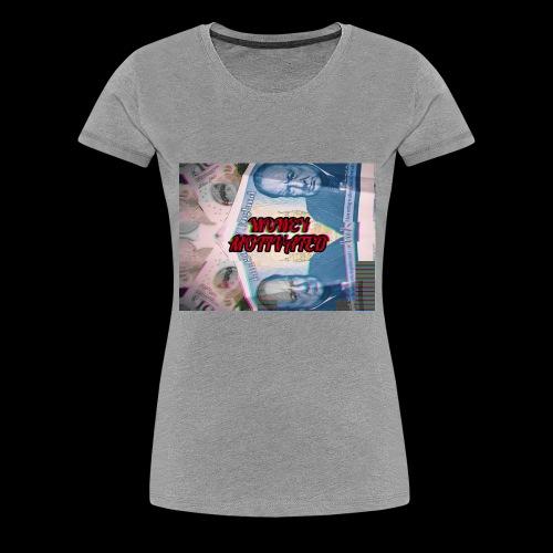 MONEY MOTIVATED - Women's Premium T-Shirt