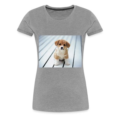 Baby dog Merchindise - Women's Premium T-Shirt