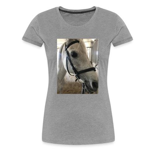9AF36D46 95C1 4E6C 8DAC 5943A5A0879D - Premium T-skjorte for kvinner