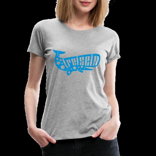 freisein - Frauen Premium T-Shirt