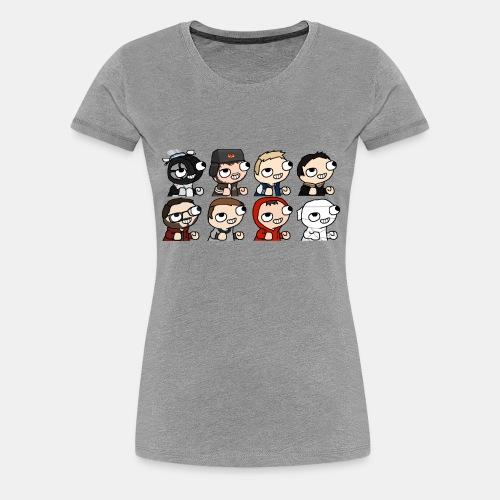 fsjals2 - T-shirt Premium Femme