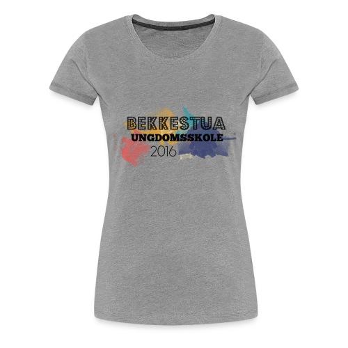 Premium langermet T-skjorte for kvinner - Premium T-skjorte for kvinner