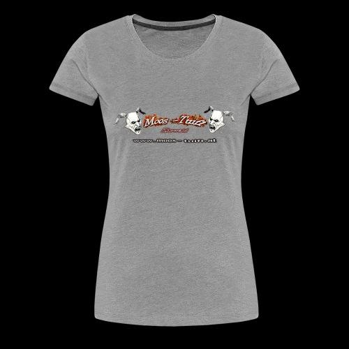 bedruck 2016 hinten original png - Frauen Premium T-Shirt