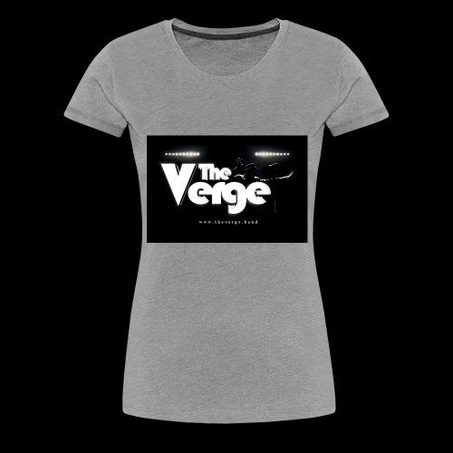 TV Gig - T-shirt Premium Femme