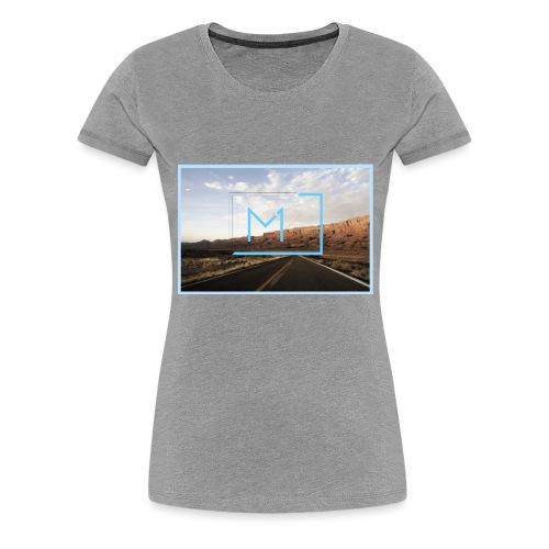 amerika03 - Frauen Premium T-Shirt