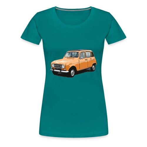 My Fashion 4l - T-shirt Premium Femme